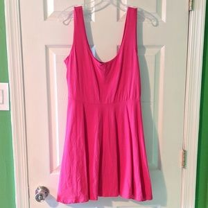 Urban Outfitters pink dress